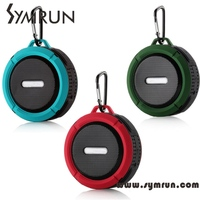Symrun C6 Outdoor Hanging Mini Portable Bluetooth Speaker Support Hands-Free Calls Bluetooth Speaker For Sony Phone