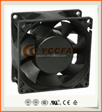 110v 220v 240V EC silent industrial axial fan 8038 80x80x38mm 220v cooling fan