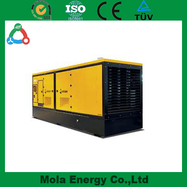 Professional Supplier Soundproof Crude Oil Generator Sets Price