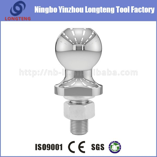 50mm 5000lbs Chrome Plated Trailer Tow Ball