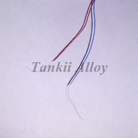 Superfine thermocouple wire 0.1mm K type with insulation