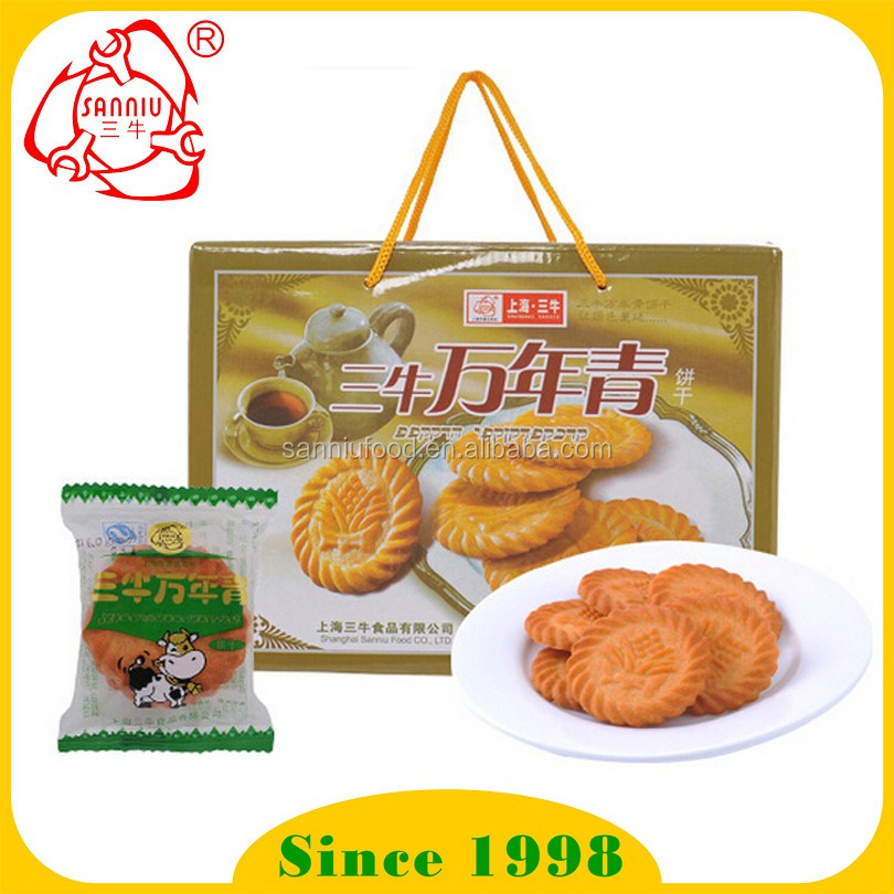 Manufacture for Hot sale Evergreen Crispy Onion biscuit