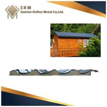 Exclusive corrugated metal roofing with reasonable price