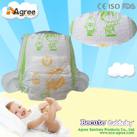Super Absorbent Dry Soft Cotton sleepy baby diaper