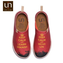 UIN Spain Impression women pump shoes Malaysia ladies shoes UK shoes