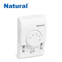 Adjustable indoor imit thermostat (CE RoHS)