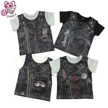 JML049 Digital Printed Custom Boys Kids T-Shirts Design Wholesale Brand Name Child t Shirts