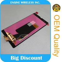 low price china mobile phone screen for sony xperia z1 compact d5503 lcd digitizer assembly