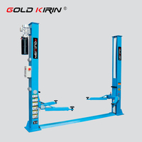 Strong capability China wholesale cheap electronic two post car lift