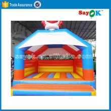 used inflatable bounce house kids air mini inflatable jumper for sale