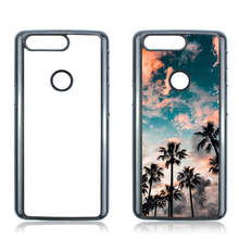 For One Plus 5T Sublimation Blank 2D Plastic Mobile Phone <strong>Case</strong>