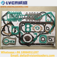 C6121 Shanghai D9 Diesel Shangchai Engine D02A-129-40 D02A-307-01 Full Gasket for sale