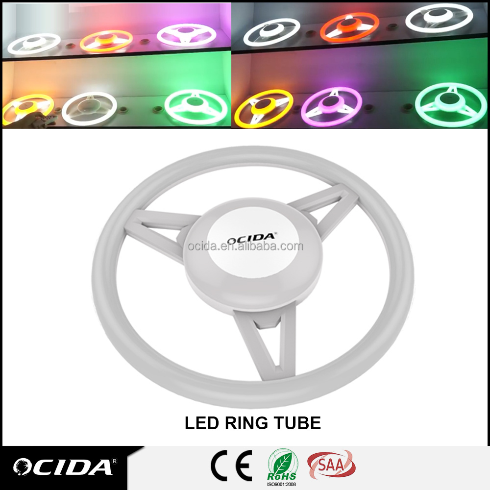 circle ring tube 1.2m tub8e led light tube
