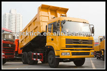 dump truck curb weights---STQ3256L8Y9S3 Red