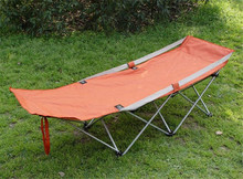 Promotional Folding Beach Outdoor Military Camping Cot