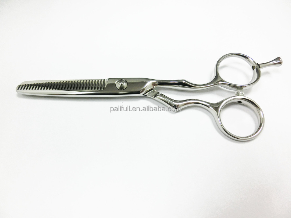 440C Japanese Stainless Steel 5.7 Inch 30T Forged Thinning Hair Scissors (PLF-FT57MA)