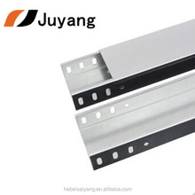 2017 hot sale hot dippeed galvanized cable trunking electrical wiring cable tray accessories