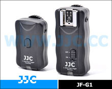 JJC 2.4GHZ 16 channel Wireless Flash Trigger for Canon 5D,5D Mark II, 5D Mark III, 7D