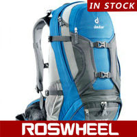[32220] ROSWHEEL Wholesale fashion canvas bicycle backpack