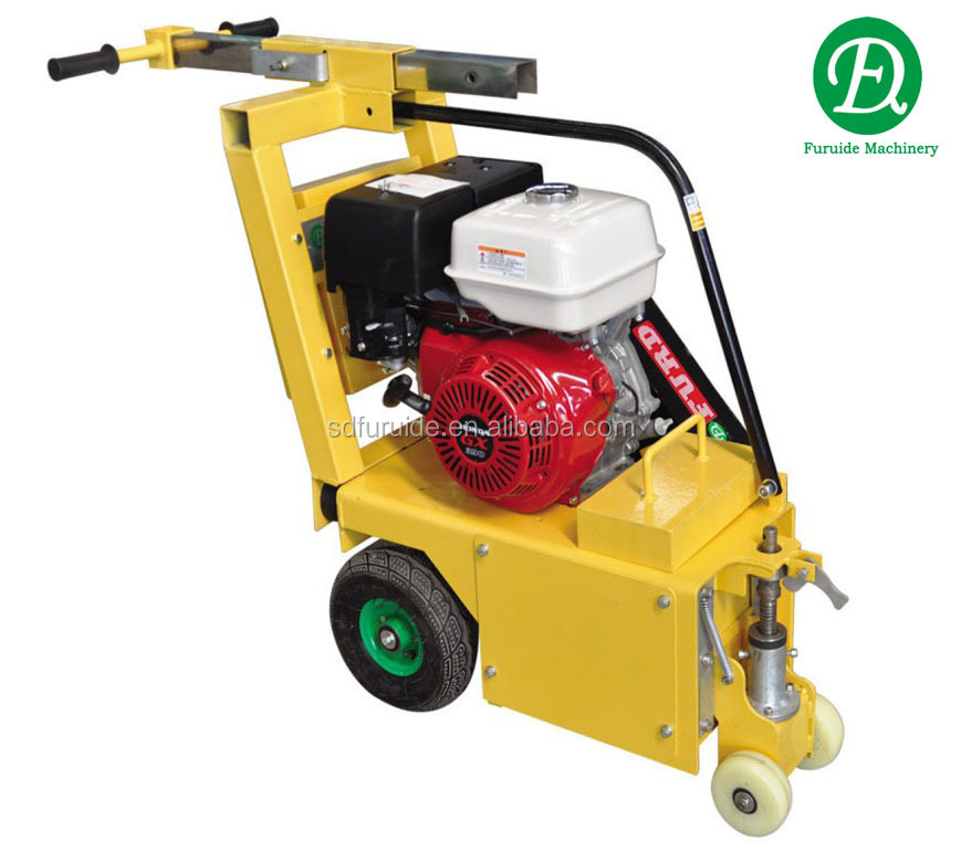 milling machine for asphalt