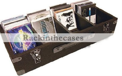 CD Cases RKCD300E holds 100 jewel case or 300 view pack CDs