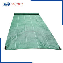 pp woven material plastic ground cover mat