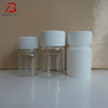pet bottle clear capsule bottl /tablets/powder