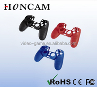 wholesale price game pad case silicon protective case for ps4 gamepad
