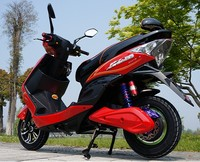 colorful motorcycle scooter ! adult electric scooter 500-800V electric scooter suit for all ages