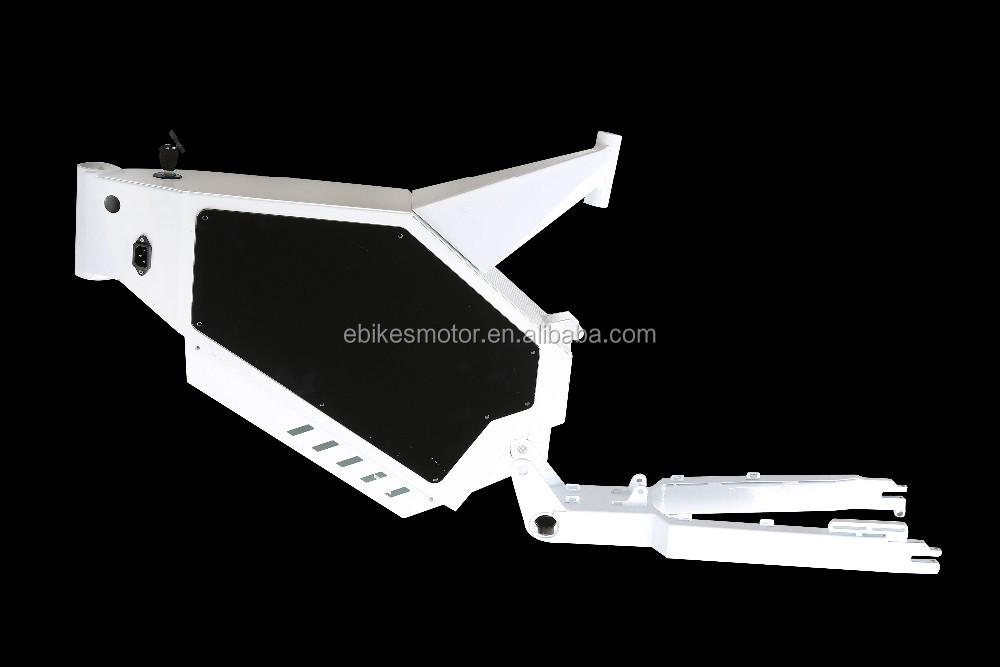 Super cool, good quality and strong iron bike frame