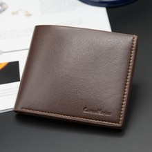 2017 hot men <strong>wallet</strong> fashion leisure clutch purse vintage business solid fold short multi card holder money clip leather <strong>wallet</strong>