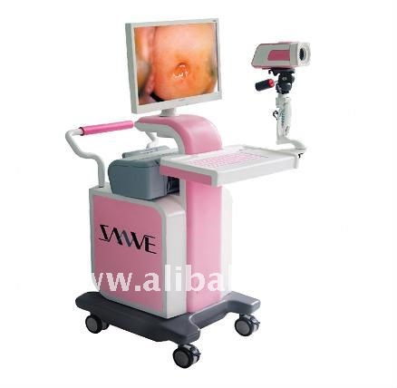 SW-3303 digital colposcope image-forming system (trolley)