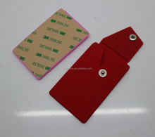 hot selling mobile phone wallet case,silicone smart wallet,cute mobile phone wallet