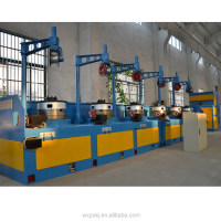 Large supply competitive price cathode copper wire drawing machine