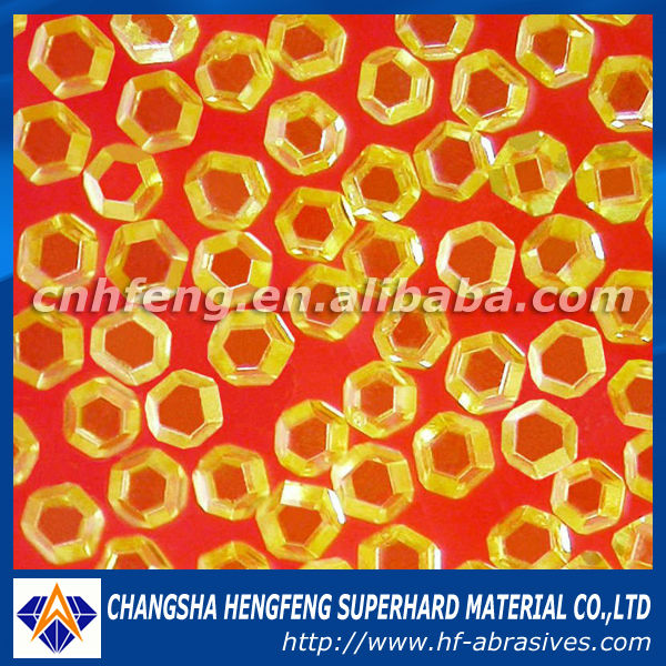 hot sale best price high purity synthetic rough monocrystal diamond
