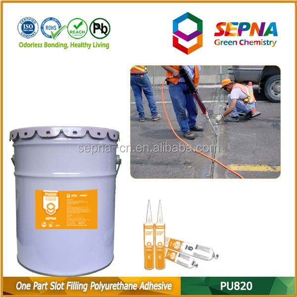 PU Crack Sealant Joint Sealant replace silicone sealant for concrete joints