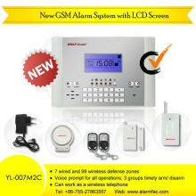 16 year's factory! Automation home system (YL-007M2C)