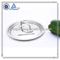 28 Inch glass lid