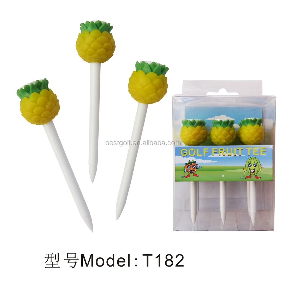 Caiton 2015 new promotional rubber golf tee