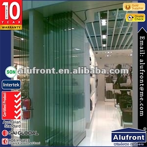 Glass Wall for storefront