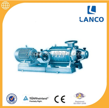 Multistage horizontal centrifugal water pump for High-rise buildings