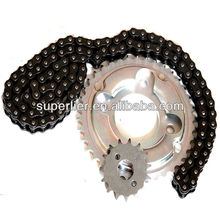 Motorcycle roller chain,transmission roller chain,motorcycle tramission kits