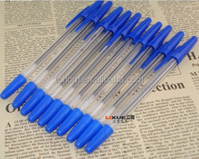 China manufacturer wholesale simple cheap plastic ballpoint pen