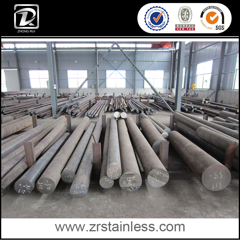 ASTM A276 SS 310S Polishing Black Surface Round Bar