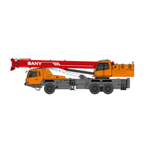 SANY Official Manufacturer STC300S 30 Tons Truck Mounted Crane Wheel Crane