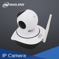 Anti-theft 1.0 Mega Pixel 720P HD Motion Detection Wireless Pir IP Camera