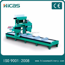 horizontal band saw for wood