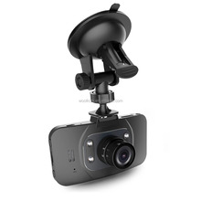 H.264 1920x1080 30fps FULL HD 1080P night vision Dash Cam GS8000 with Parking Monitor and Motion Detection