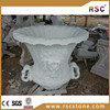 indoor wall mounted flower pot marble stone