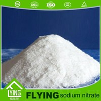 China manufacture sodium nitrate chemical formula nano3 for food grade and explosive